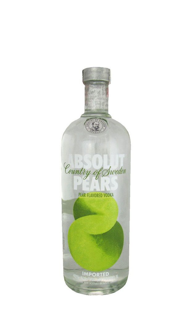 Vodka Absolut Pears 1000 ml