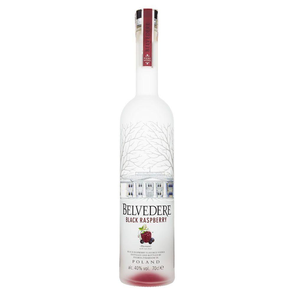 Vodka Belvedere Black Raspberry 700ml