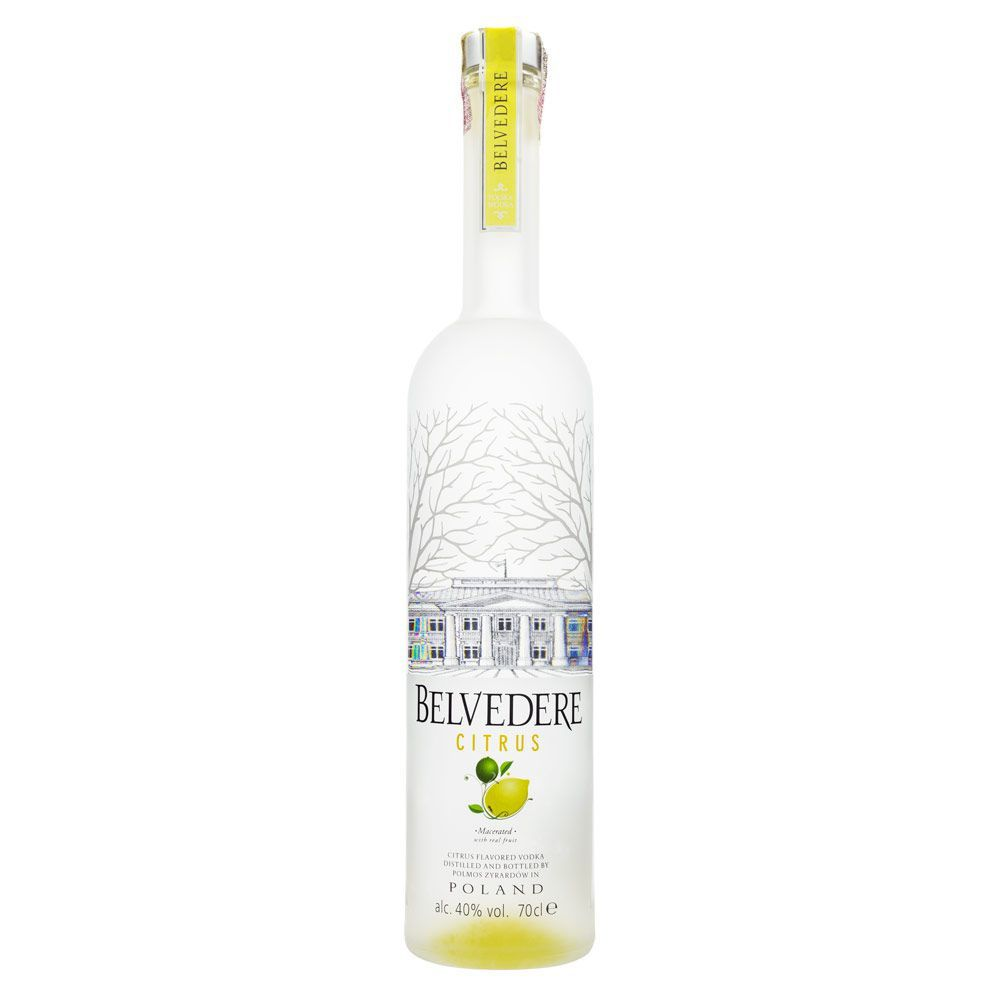 Vodka Belvedere Citrus 700ml