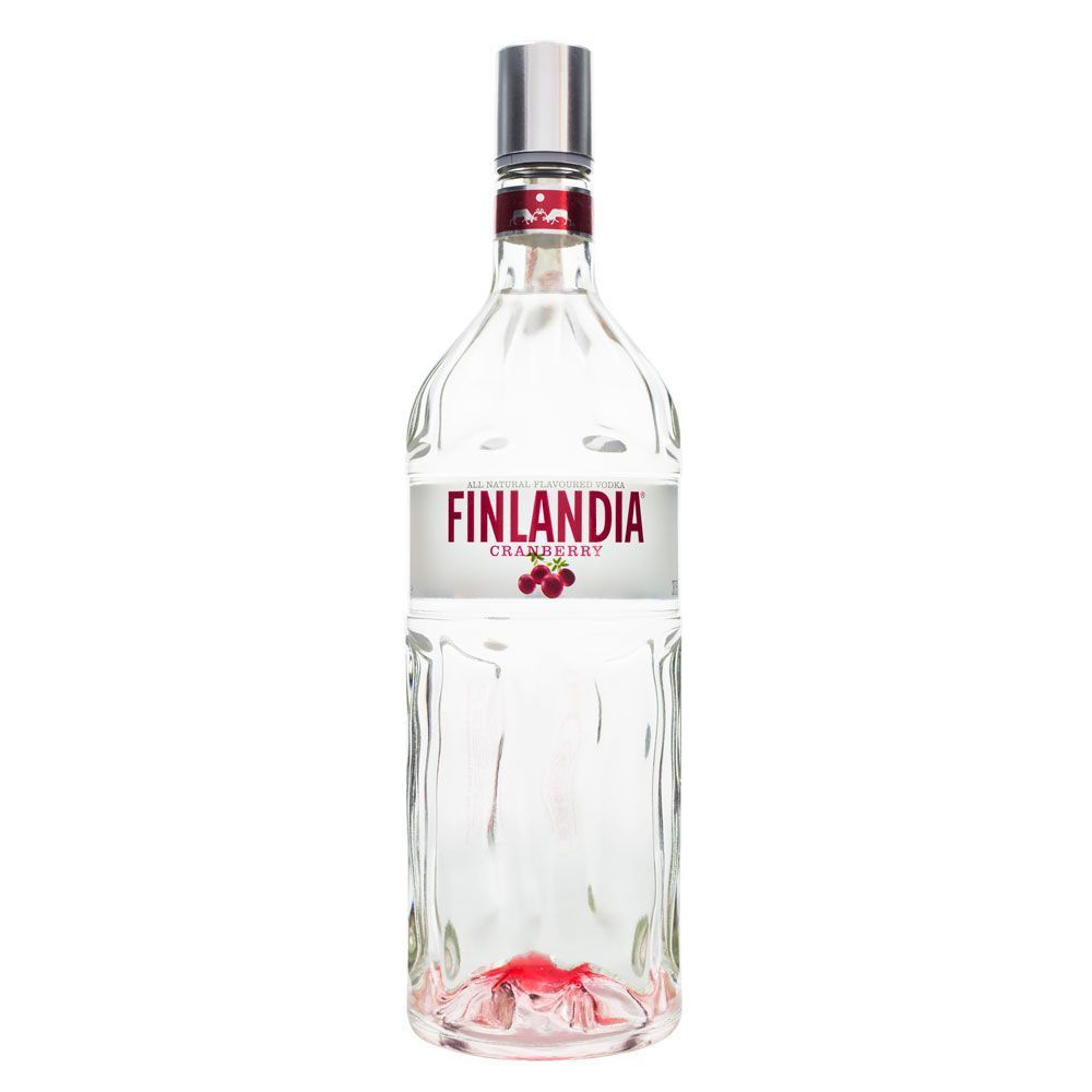 Vodka Finlandia Cranberry 1000ml