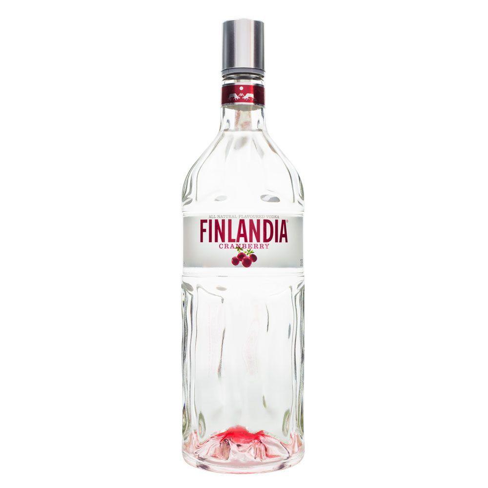 Vodka Finlandia Cranberry 1000ml
