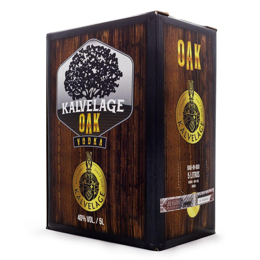 Vodka Kalvelage Oak Bag-in-Box 5L
