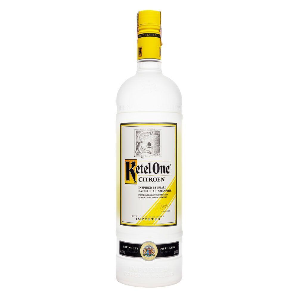 Vodka Ketel One Citroen 1000ml