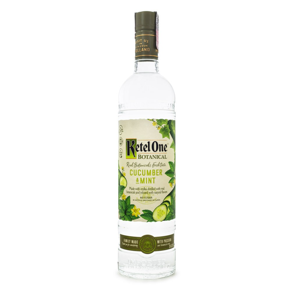 Vodka Ketel One Cucumber & Mint 750ml