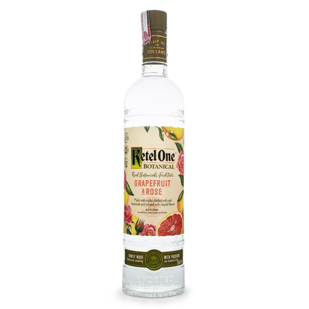 Vodka Ketel One Grapefruit & Rose 750ml