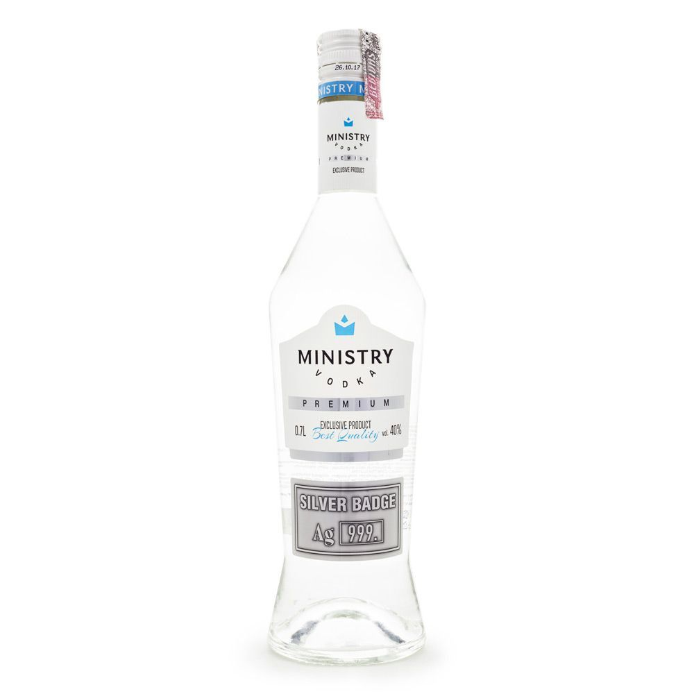 Vodka Ministry Premium 700ml