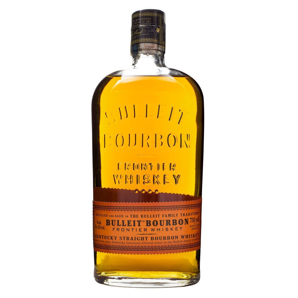 Whiskey Bourbon Bulleit 750ml