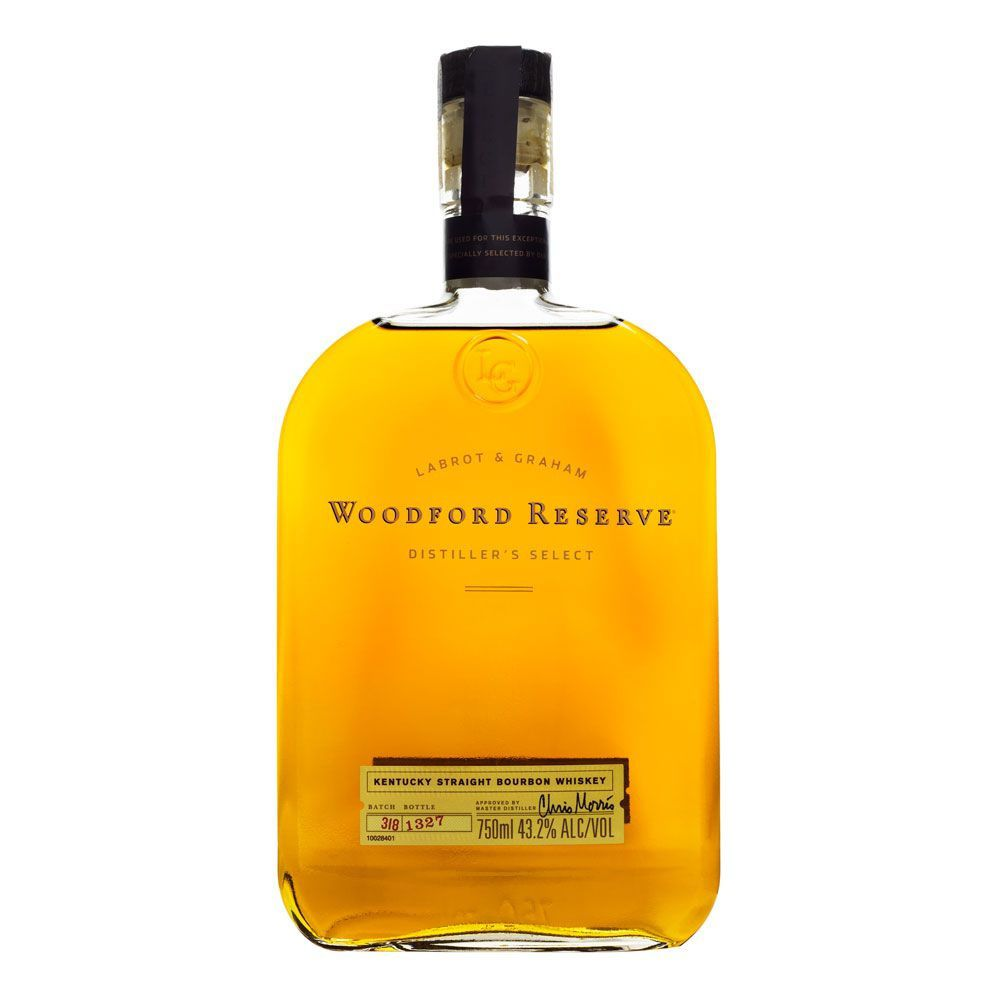 Woodford Reserve Bourbon Whiskey 750ml