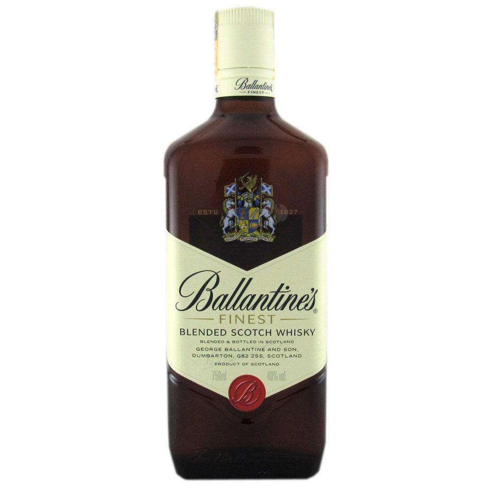 Whisky Ballantine's Finest 750ml