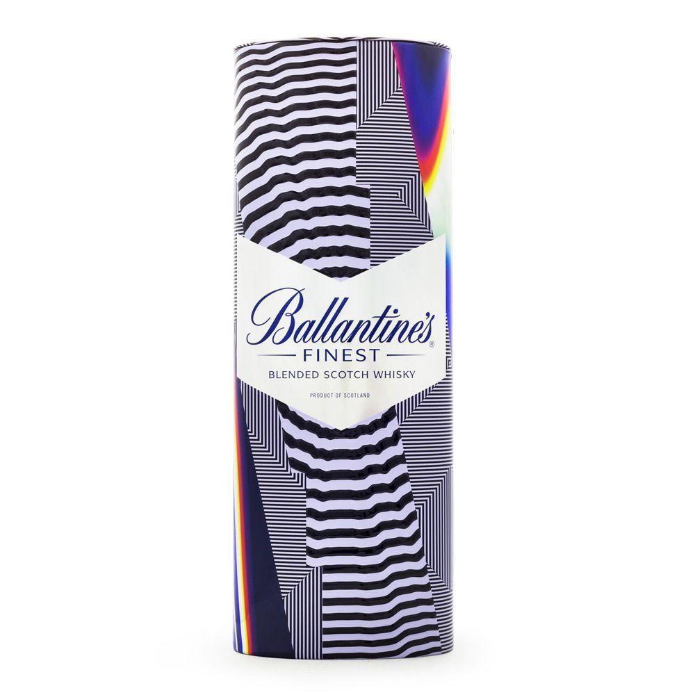 Whisky Ballantine's Finest 750ml Ed. Especial Lata 2018