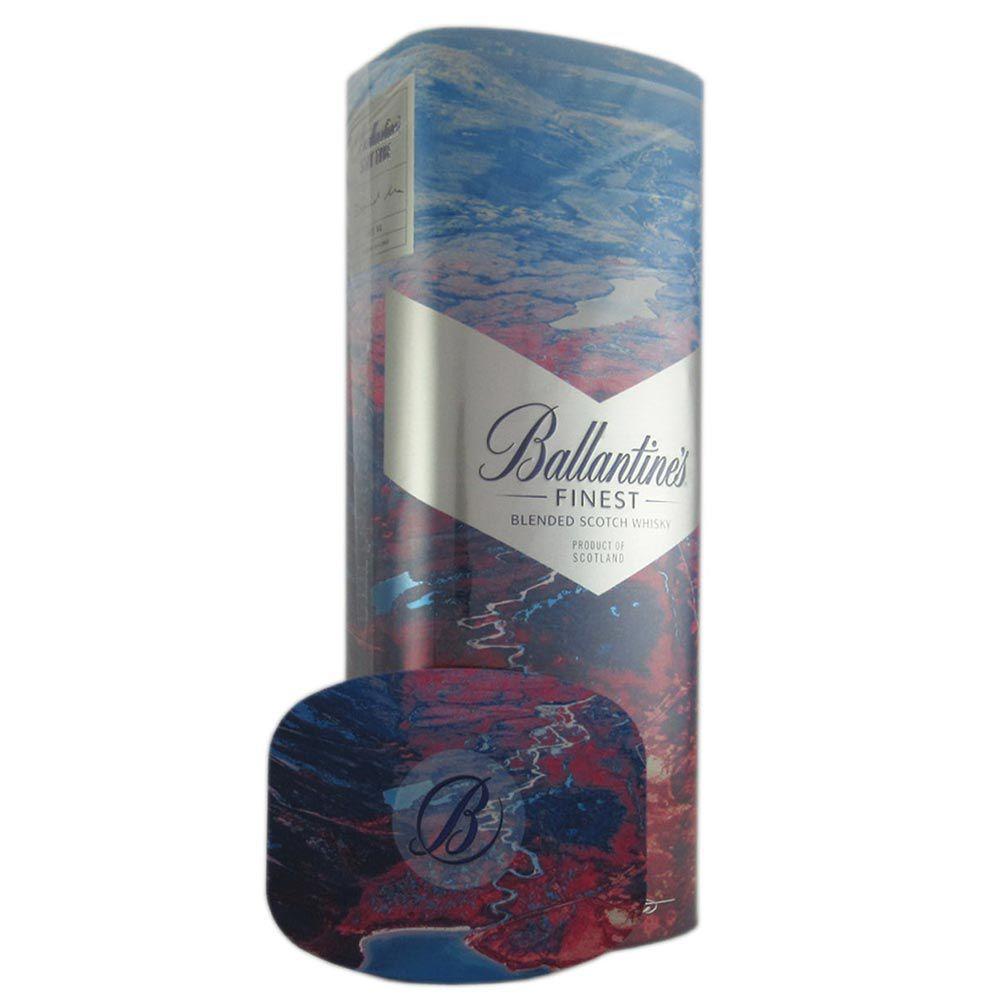 Whisky Ballantine's Finest Ed. Especial Lata 1L