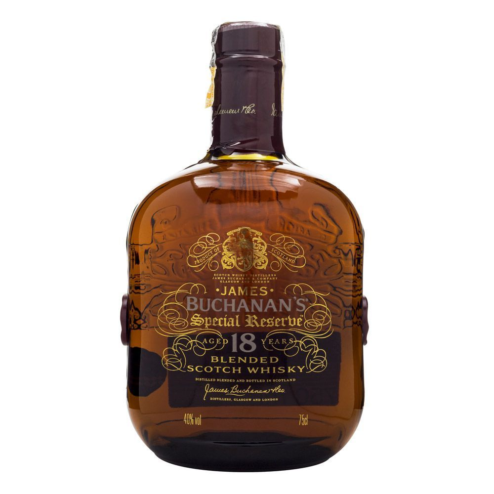Whisky Buchanan's Special Reserve 18 Anos 750ml