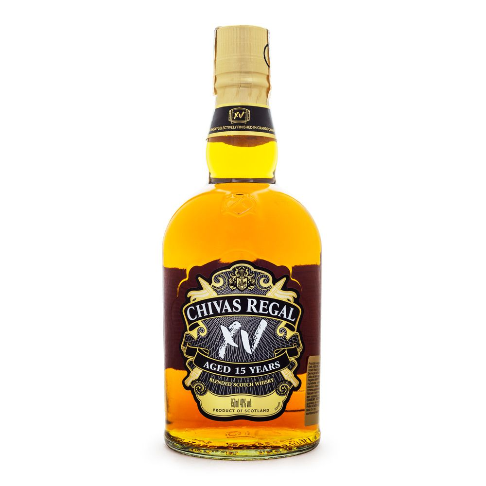 Whisky Chivas Regal XV - 15 Anos 750ml
