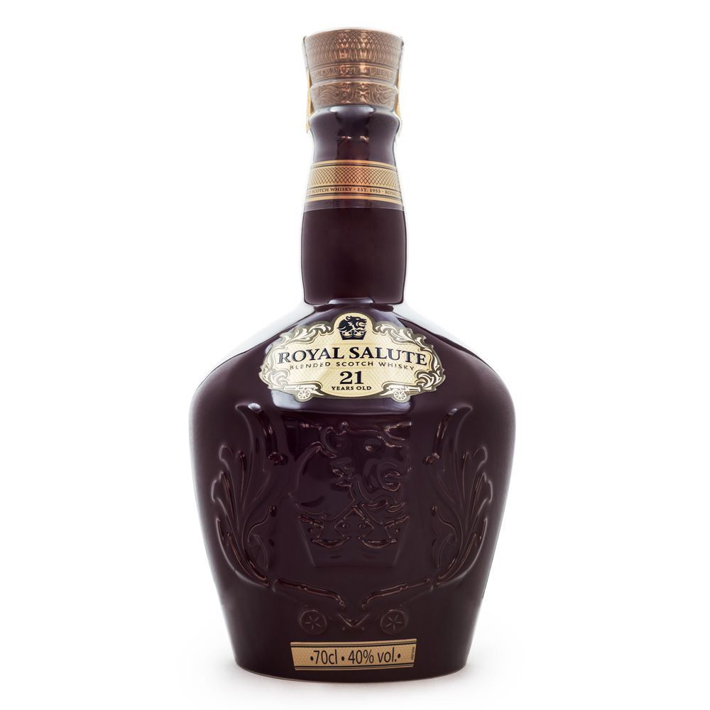 Whisky Chivas Royal Salute 21 Anos 700ml
