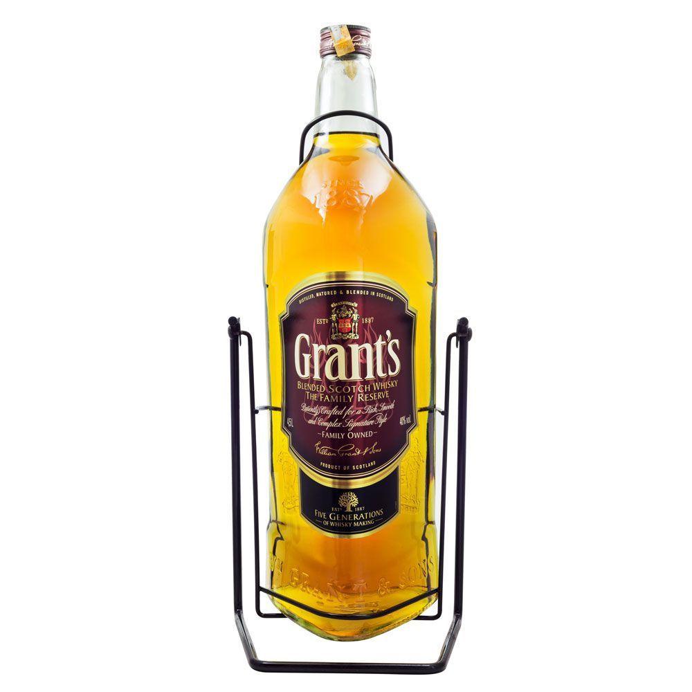 Whisky Grant's Family Reserve 4,5L
