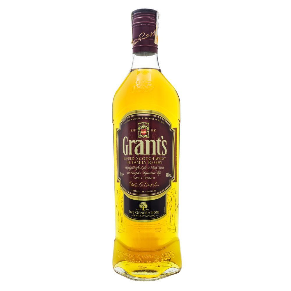 Whisky Grant's Family Reserve 750ml