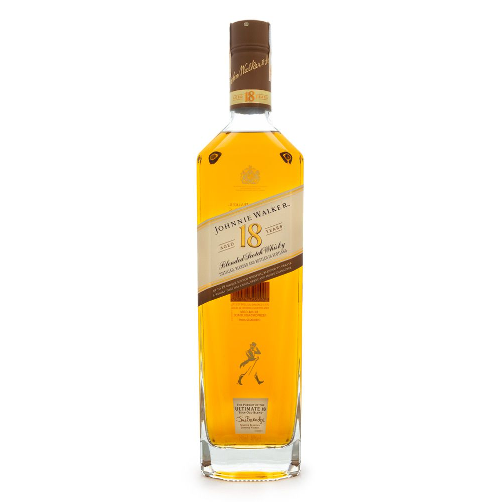 Whisky Johnnie Walker 18 Anos 750ml