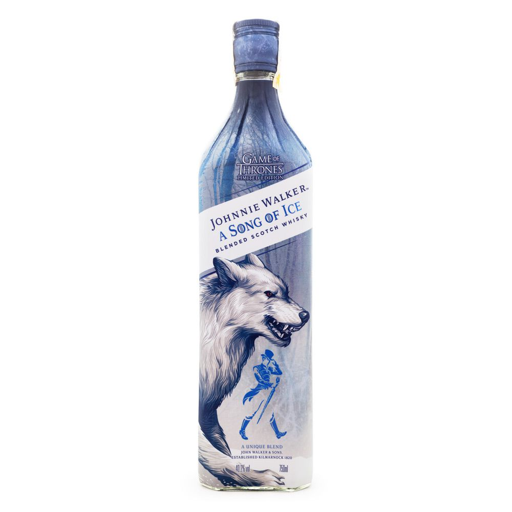 Johnnie Walker A Song of Ice - Ed. Limitada Blended Scotch Whisky 750ml