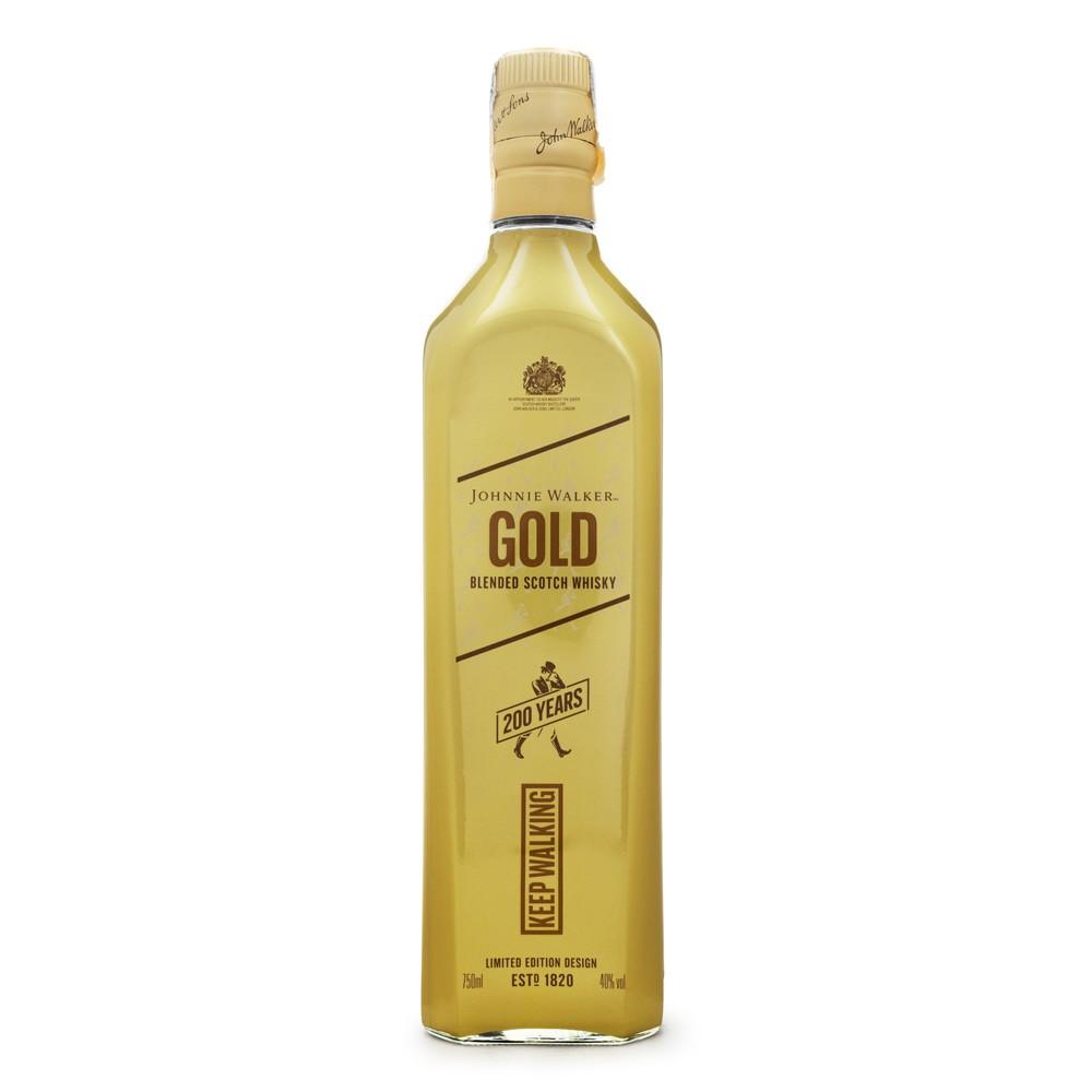 Whisky Johnnie Walker Gold Label Reserve Edição Limitada 750ml