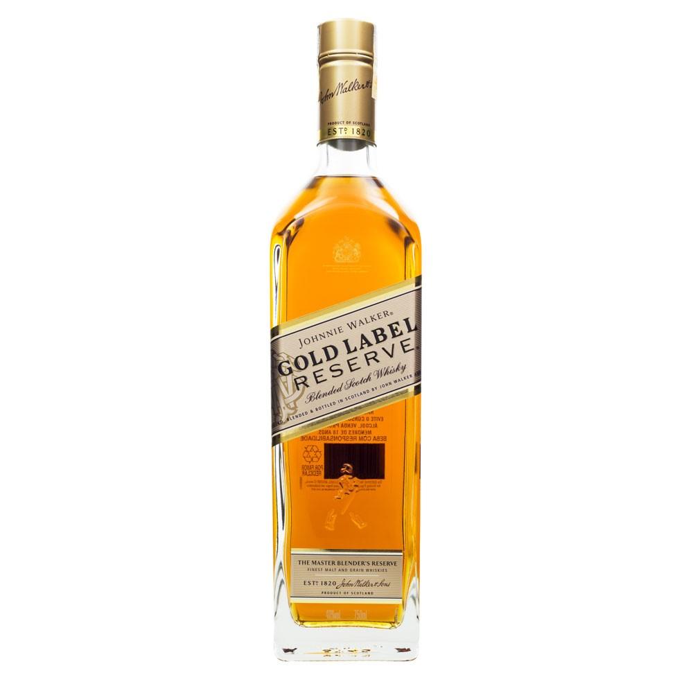 Johnnie Walker Gold Label Reserve Blended Scotch Whisky 750ml