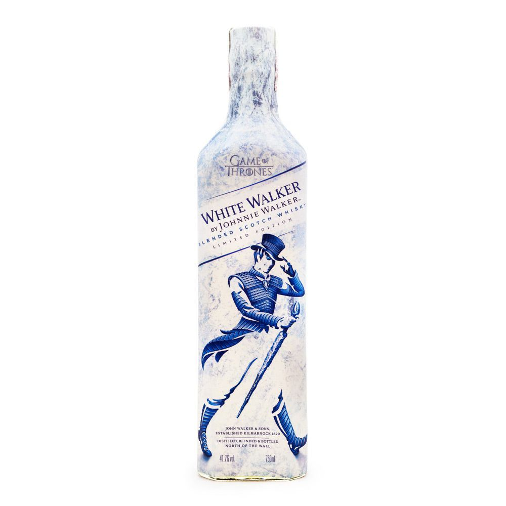 Whisky Johnnie Walker White Walker - Ed. Limitada 750ml