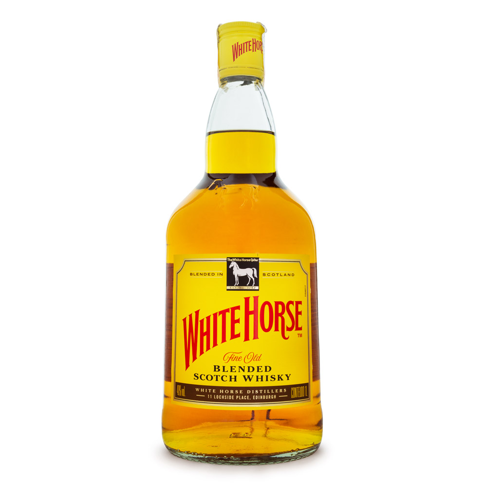White Horse Blended Scotch Whisky 1L