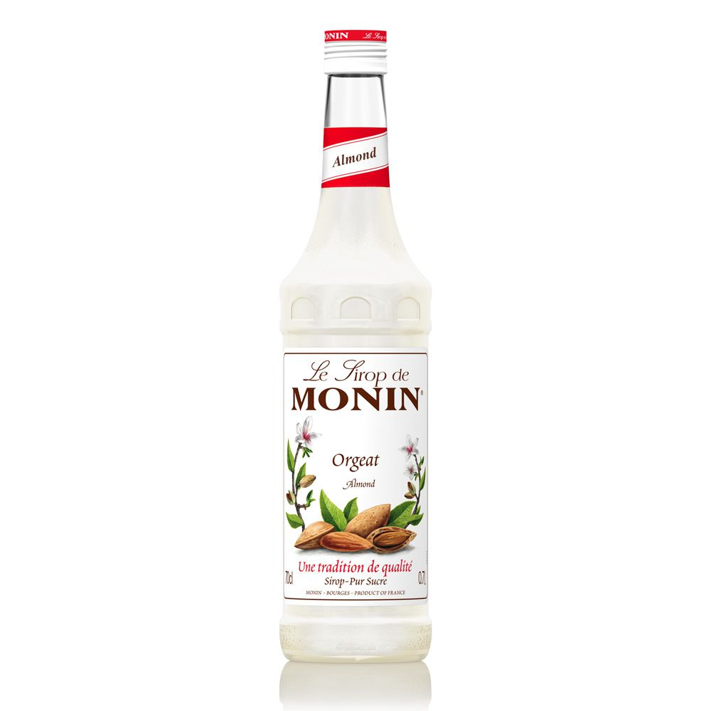 Xarope Monin Amêndoa (Orgeat) 700ml
