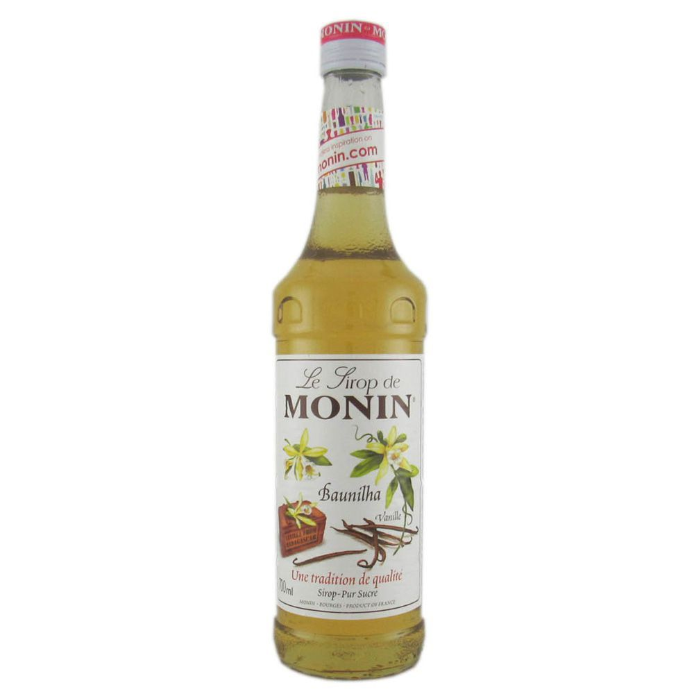 Xarope Monin Baunilha 700ml