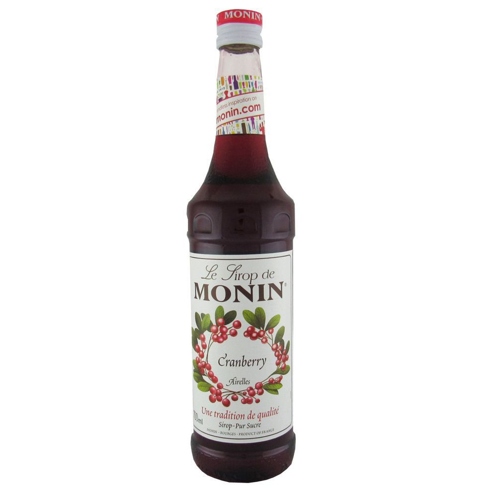 Xarope Monin Cranberry 700ml