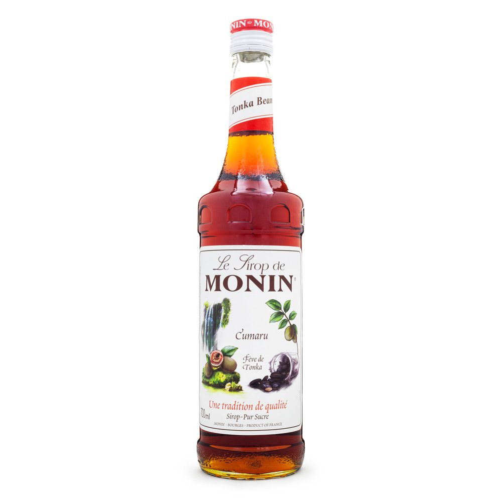 Xarope Monin Cumaru 700ml