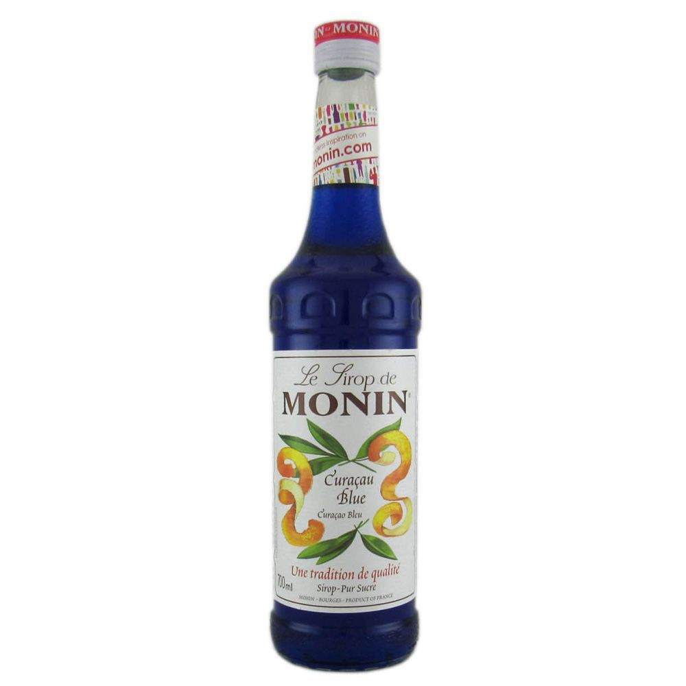 Xarope Monin Curaçau Blue 700ml