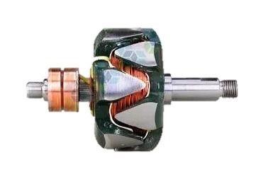 Rotor Para Alternador Quantum 1.8 2.0 Com Ar