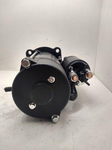 Motor De Arranque Iskra Massey Ferguson Rd17063