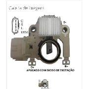 Regulador De Voltagem + Placa Retificadora Jac 3 Jac Motors