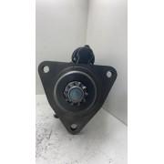 Motor de arranque CASE Magnum MX New Holland T8010 T8030 ISKRA 24V 10 DENTES 11131830 11131798 11131260 8742523 AEC17064