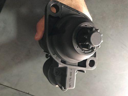 Motor de Arranque Audi Golf  2.0.