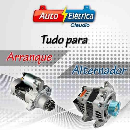 Alternador FORD FOCUS ECOSPORT 2.0 DURATEC 2011 em diante DENSO 14V 150 AMP 1042105780 1042105780 3M5T10300XD AEC21033