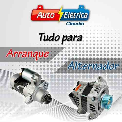MOTOR DE PARTIDA Arranque Renault Master 2.5 16v Diesel 10d Valeo 2005 A 2012