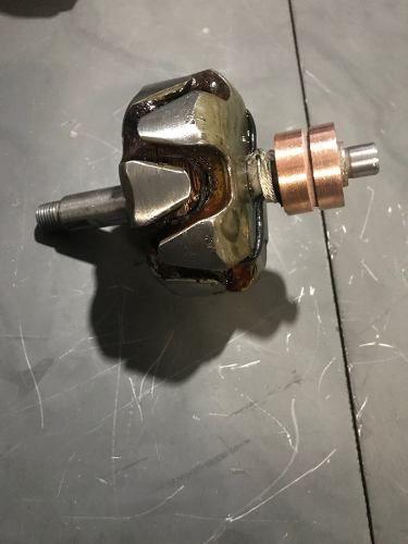 Rotor Alternador Bosch 35 45 Amperes