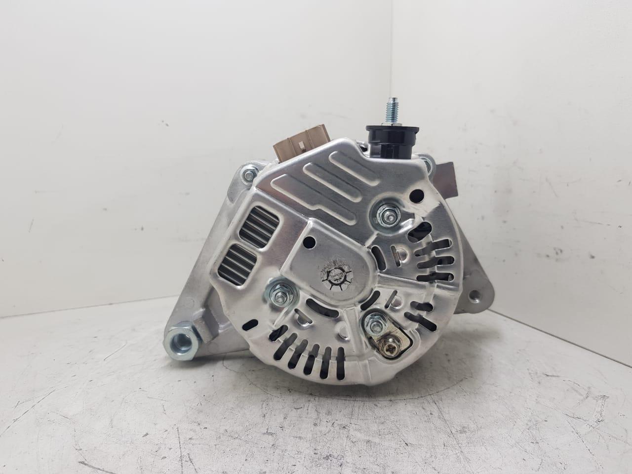 Alternador Corolla 1.8 16v 2003 a 2010 Denso 14V 80 AMP 270600D280 27060D030 270622010 0124315016 0124315024 MS1012101000 MS101210-1000 AEC21065