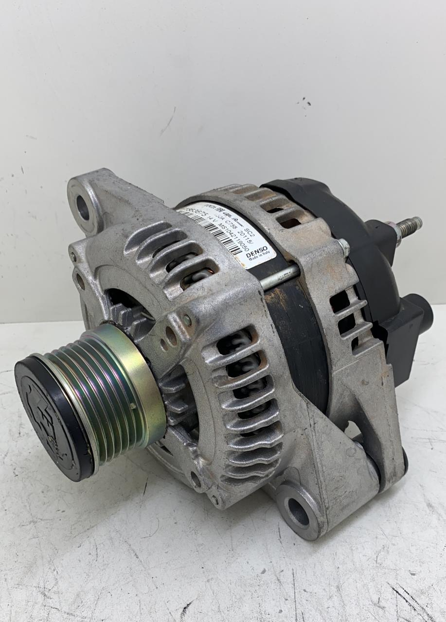 Alternador DENSO Fiat Toro Jeep Renegade Diesel Compass 150A 14V polia louca 6PK 51863675 52021968 BA1042119050 MS104211 9050