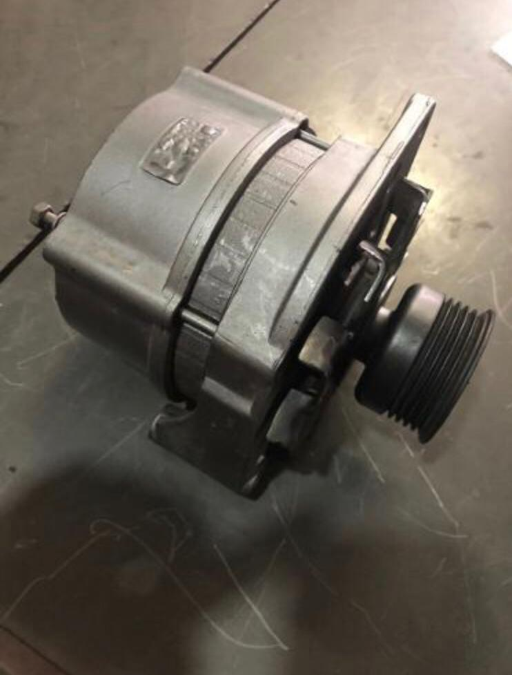 Alternador Fiat Uno 65a Bosch