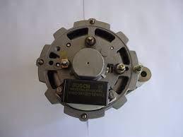 Alternador FORD CARGO F1000 F4000 F12000 F14000 1995>1998 12V 65A  POLIA ESTRIADA F000LD0106 90 101 30 D 10187