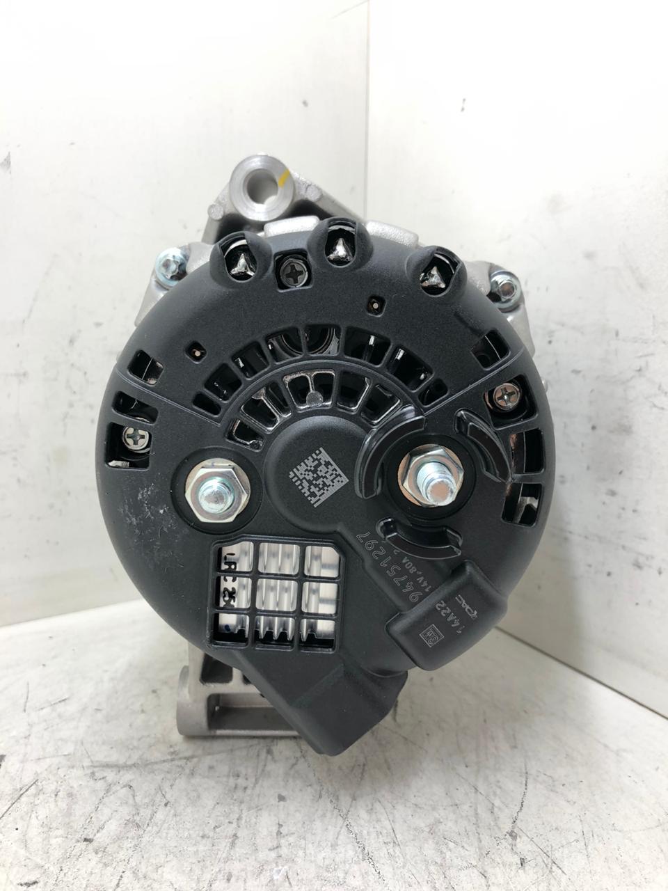 Alternador Gm Onix Cobalt Spin Prisma Cruze 14V 80a  94751297 MQ0893 94751298