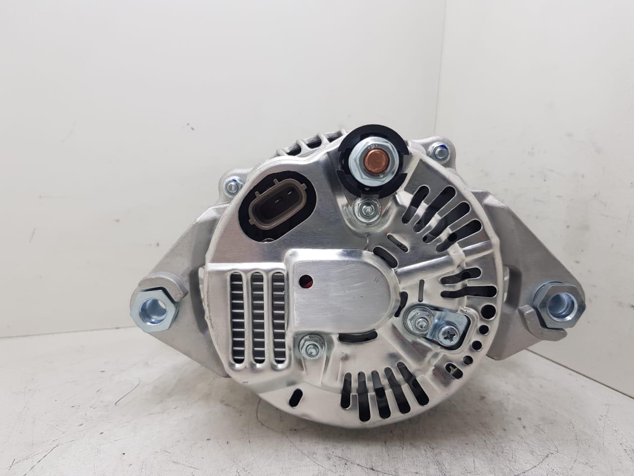 Alternador Hyundai Santa Fé 2.7 Kia Magnents Optima Rondo Denso 14V 130 Amp 11190N 373003E100 021319271 D 10241 AEC21046