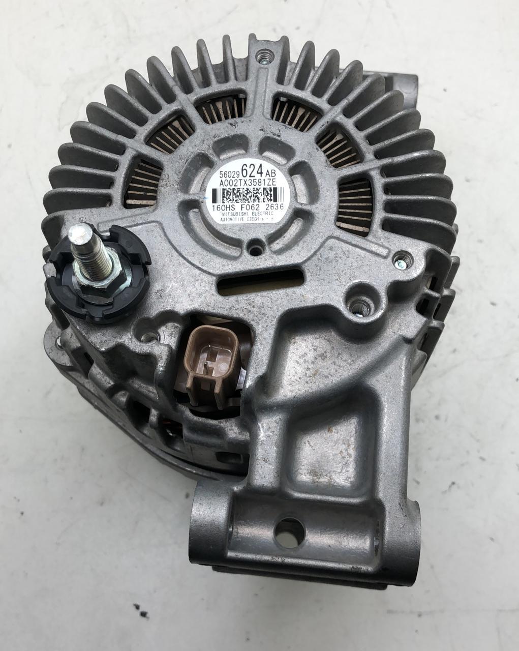 Alternador Jeep Compass 56029624ab A002tx3581ze