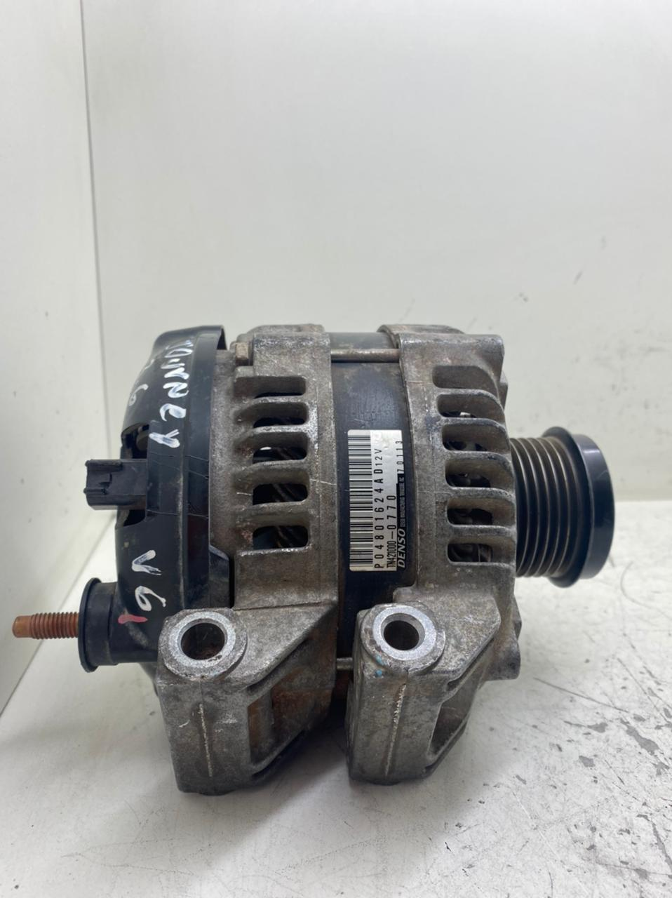 Alternador Motor Dodge Journey 3.6 V6 2014 2015 2016 12V 160AMP P04801624AD TN4210000770