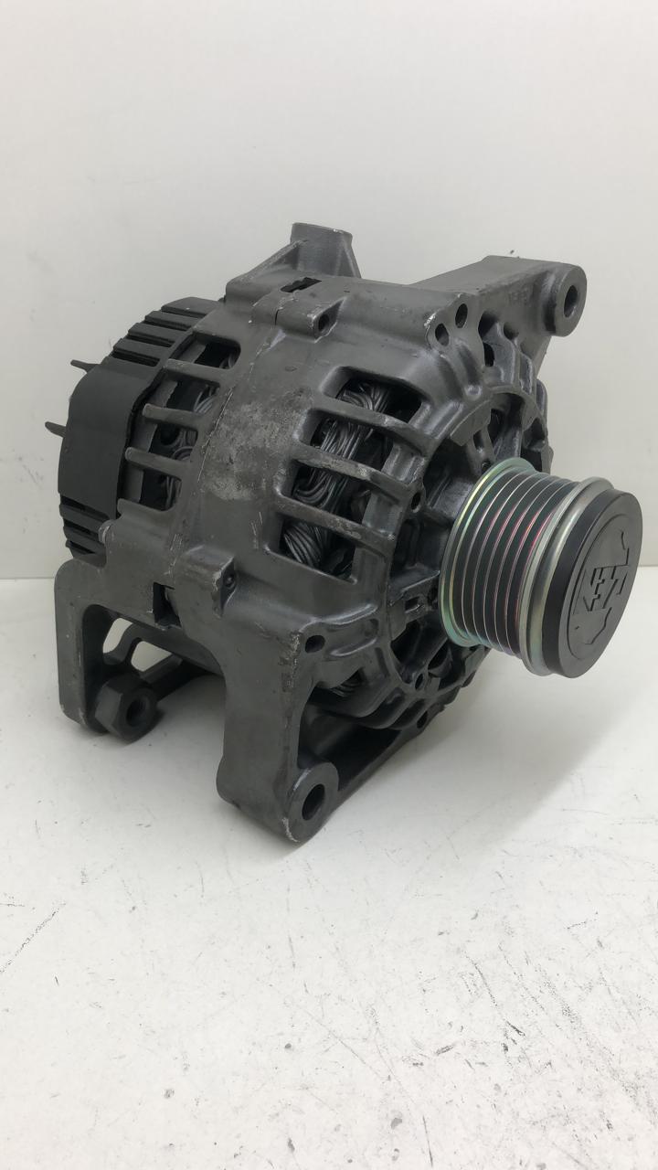 Alternador S10 2.8 Frontier MWM 905710100046  Sprinter Turbo Diesel 100AMP SG10B017 VALEO 2542434 9020307 905710100046 8188 W0603