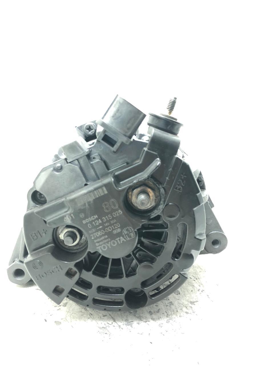 Alternador Toyota Corolla 1.6 1.8 2000 ATE 2007 14V 80AMP 0124315025 270600D120
