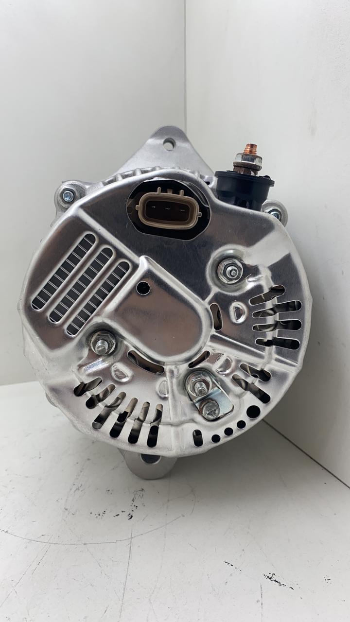 Alternador TOYOTA HILUX LAND CRUISER 3.0 14V 100A Com Bomba de Vácuo Dianteira F042302156 2704054360 27060 54340 1002131930 E 70043 D 10305 AEC21063